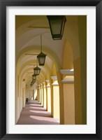 Framed Vilnius University, Lithuania II