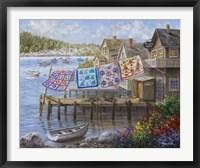 Framed Dock Side Quilts