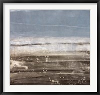 Danish Sea II Framed Print