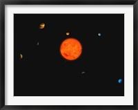 Framed Solar System II