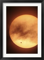 Framed Venus Transiting in front of the Sun IV