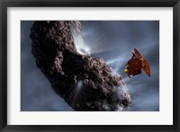 Framed Deep Impact's Encounter with Comet Tempel 1