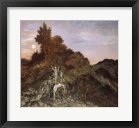 Framed Death Of Orpheus, 1890