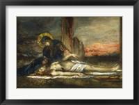 Framed Pieta