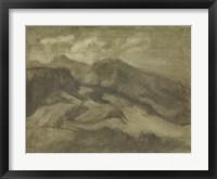 Framed Pyrenees
