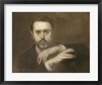 Framed Gustave Geffroy, 1855-1926