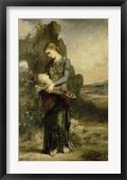 Framed Orpheus, 1865