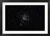 Framed Wild Duck Cluster in the Constellation Scutum