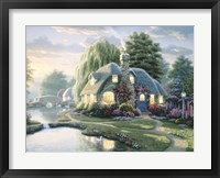 Poore's Pond Framed Print