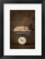 Cox Framed Print