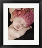 Framed Baby On Shoulder