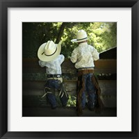 Lishboys Framed Print