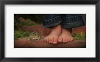 Framed Frog