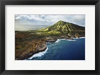 Framed Koko Head