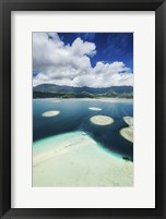 Framed Sandbar Vertical