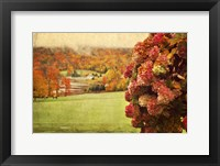 Framed Autumn Colors