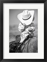 Framed True Cowgirl