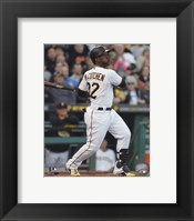 Framed Andrew McCutchen 2015 Action