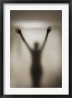 Silhouette I Framed Print