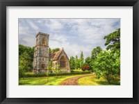 Framed Church 1