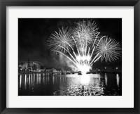 Framed Australia Day 2011