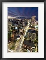Framed Gold Coast Highway