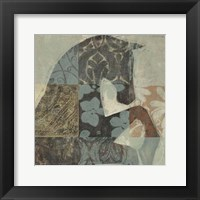 Patterned Horse II Framed Print