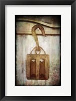 Block & Tackle II Framed Print