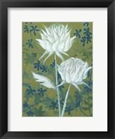 Wild Chrysanthemums I Framed Print
