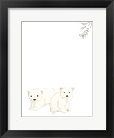 Baby Animals II Framed Print