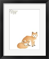 Baby Animals V Framed Print
