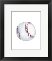 Sporting II Framed Print