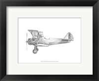 Framed Technical Flight I