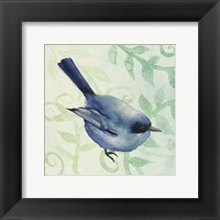 Framed Little Bird I