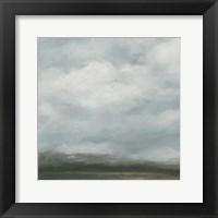 Cloud Mist I Framed Print