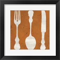 Kitchen Kitsch I Framed Print