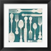 Kitchen Kitsch III Framed Print