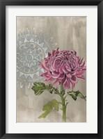 Bohemian Botanical I Framed Print