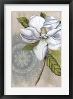 Bohemian Botanical IV Framed Print