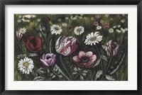 Vintage Garden II Framed Print
