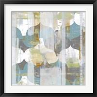 Arabesque Abstract I Framed Print