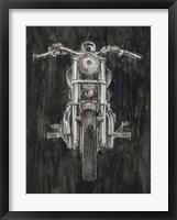 Steel Horse II Framed Print