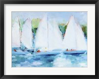 Framed Youth Regatta