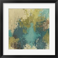 Blue Monday I Framed Print