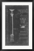 Framed Corinthian Order Blueprint