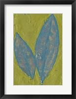 Tropicale I Framed Print