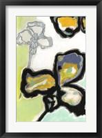 Orchid Pop I Framed Print