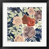Rosen Palms I Framed Print