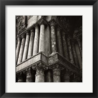 Framed San Marco Columns
