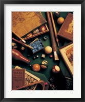 Framed Billiards